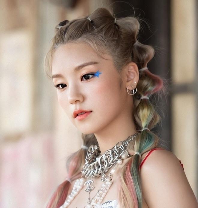 Những màu tóc được sao K-pop mê nhất hiện nay: BTS, Blackpink...-3