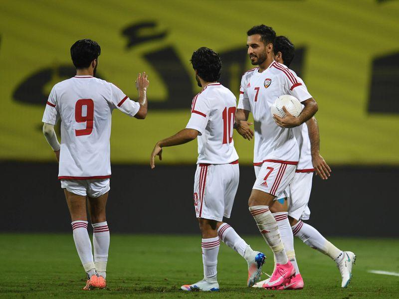 Sát thủ của tuyển UAE quyết đòi nợ Thái Lan-1