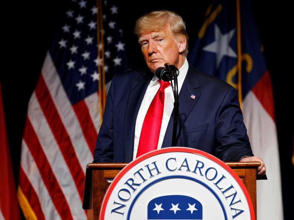 Ông Donald Trump muốn phá bỏ độc quyền của Big Tech-1