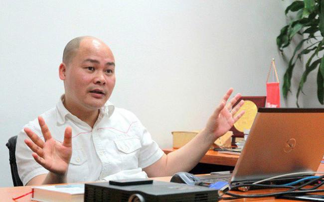 CEO BKAV Nguyễn Tử Quảng sẽ là kiến trúc sư trưởng Trung tâm công nghệ phòng, chống dịch Covid-19 Quốc gia-1