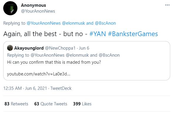 Bị nhóm hacker khét tiếng Anonymous đăng clip đe dọa, liệu Elon Musk có cần lo lắng?-2