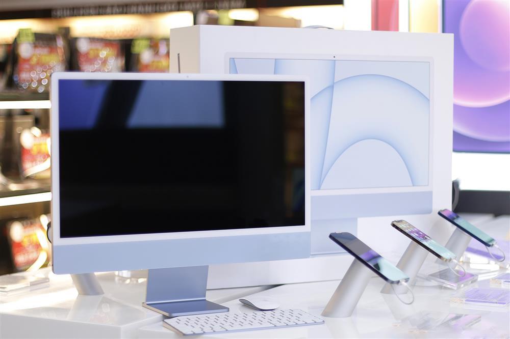 iPad Pro M1, iMac M1 và Apple TV chính hãng chính thức lên kệ tại Việt Nam-3