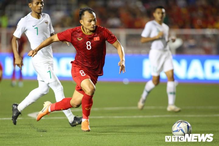 Chốt danh sách tuyển Việt Nam đấu Indonesia: Trọng Hoàng, Đình Trọng vắng mặt-1