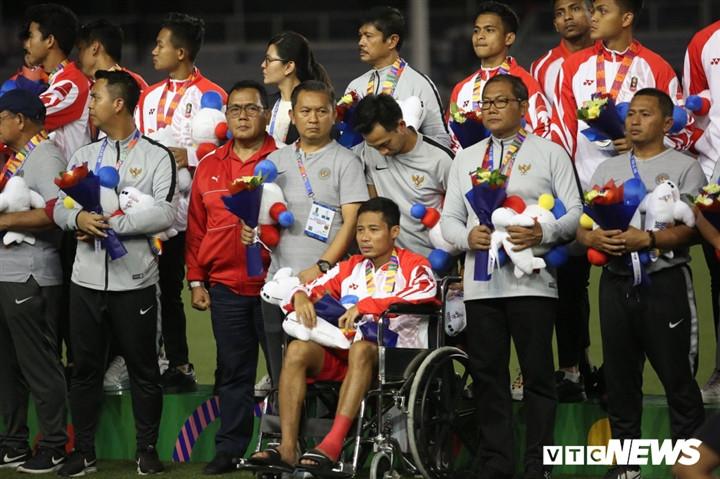 ĐT Indonesia ám ảnh cảnh Dimas ngồi xe lăn, quyết đấu Việt Nam trả sạch nợ nần-1