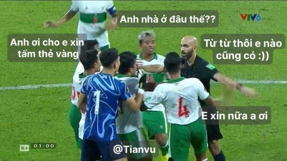 Ngập tràn ảnh chế sau trận thắng của tuyển Việt Nam trước Indonesia-4