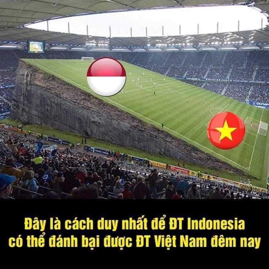 Ngập tràn ảnh chế sau trận thắng của tuyển Việt Nam trước Indonesia-15