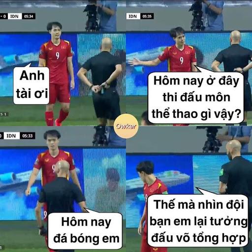 Ngập tràn ảnh chế sau trận thắng của tuyển Việt Nam trước Indonesia-7