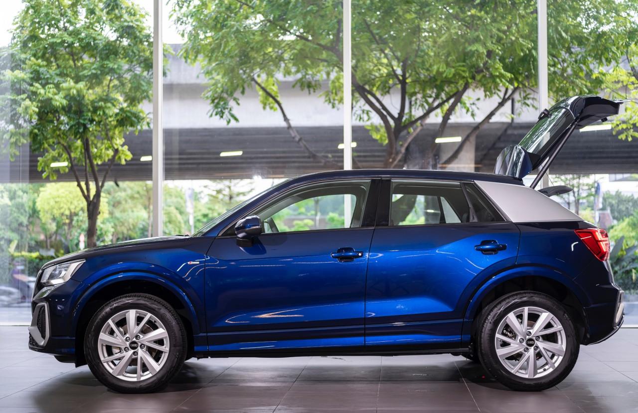 Audi Q2 cập bến thị trường Việt Nam: tinh chỉnh ngoại thất và trang bị-3