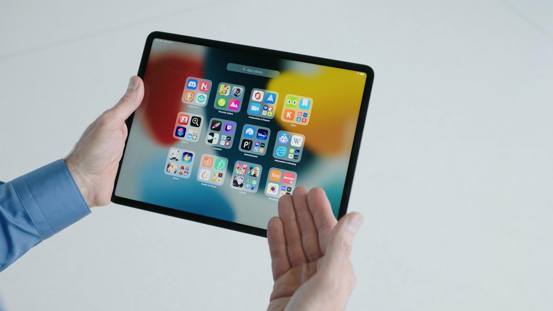 iPadOS 15 chính thức: Thiết kế widget linh hoạt, đa nhiệm tốt hơn-3