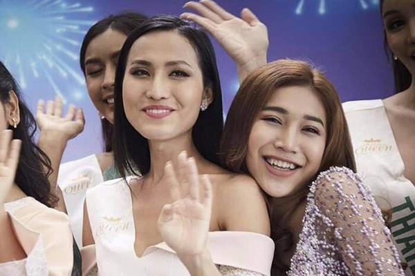 Hoa hậu chuyển giới Myanmar qua đời vì tai nạn giao thông-2