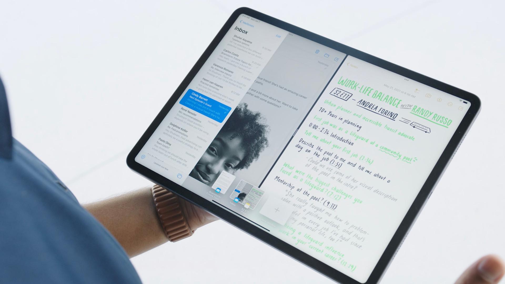 iPadOS 15 chính thức: Thiết kế widget linh hoạt, đa nhiệm tốt hơn-5