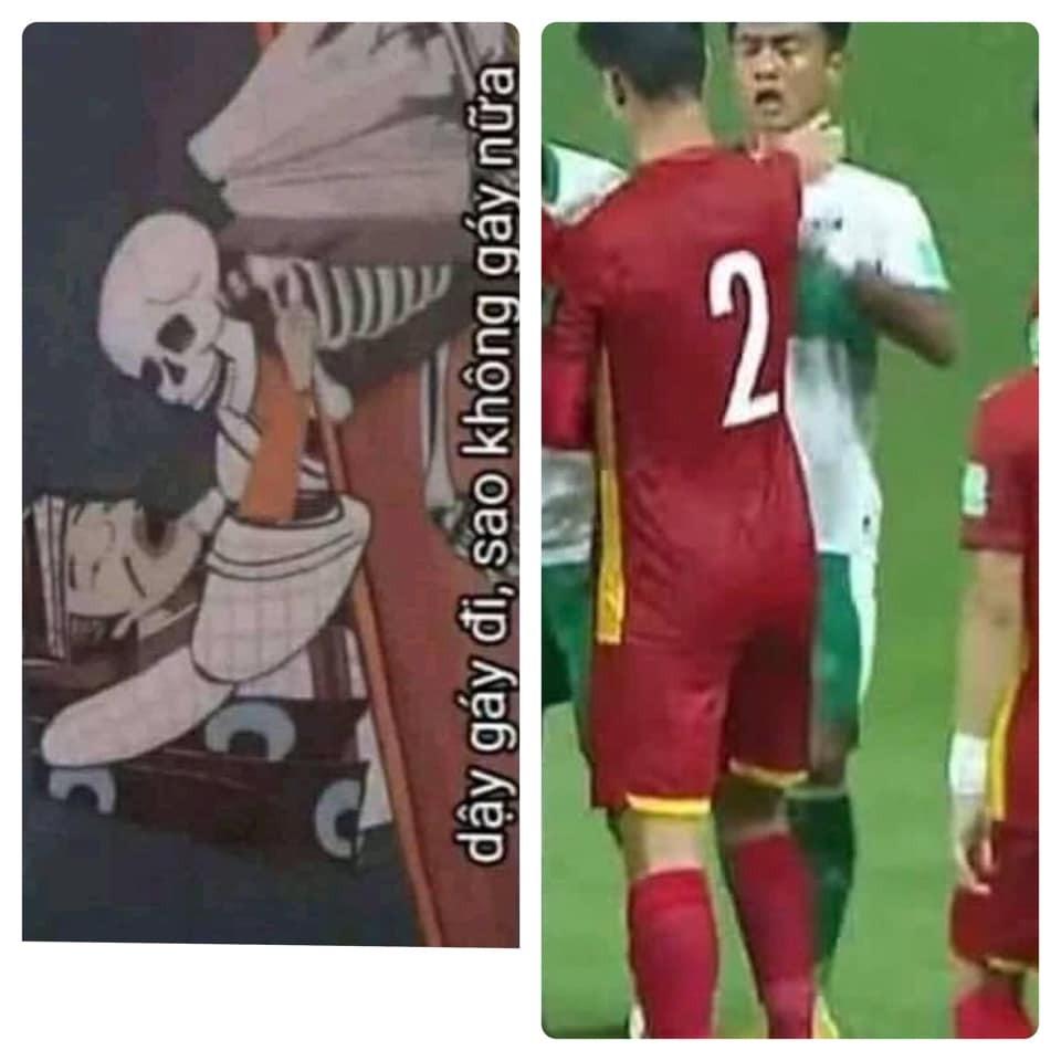 Ngập tràn ảnh chế sau trận thắng của tuyển Việt Nam trước Indonesia-6