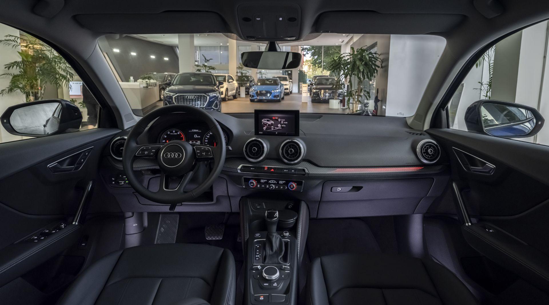 Audi Q2 cập bến thị trường Việt Nam: tinh chỉnh ngoại thất và trang bị-5