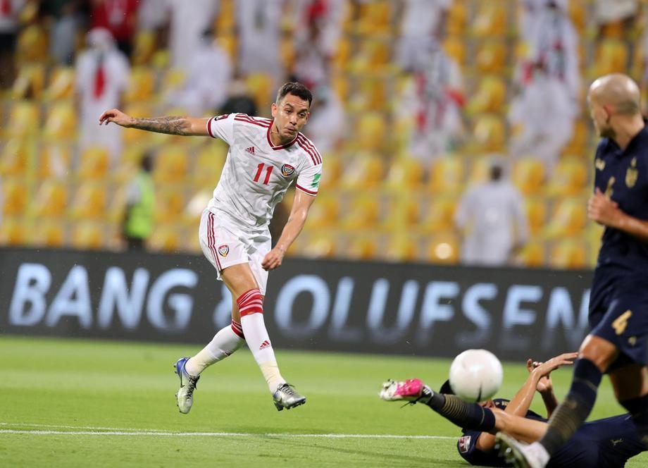 UAE lên gân, tuyên bố thắng nốt Indonesia và Việt Nam-1
