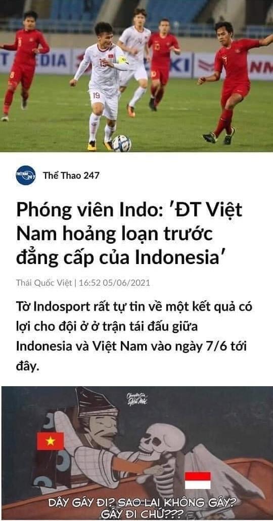 Ngập tràn ảnh chế sau trận thắng của tuyển Việt Nam trước Indonesia-2