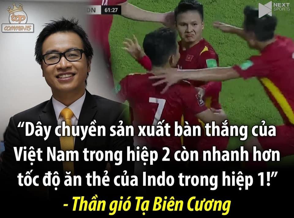Ngập tràn ảnh chế sau trận thắng của tuyển Việt Nam trước Indonesia-19