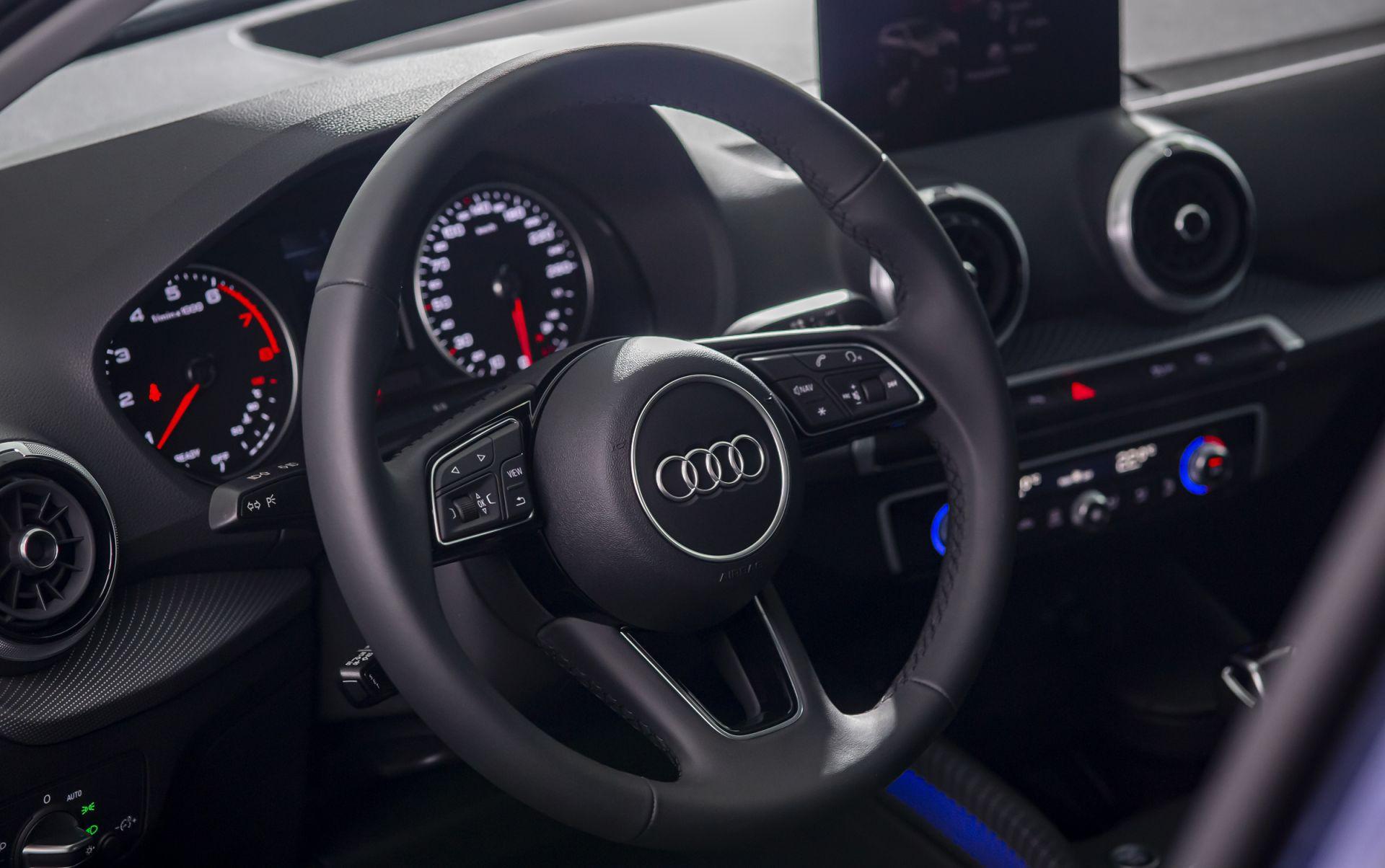 Audi Q2 cập bến thị trường Việt Nam: tinh chỉnh ngoại thất và trang bị-6