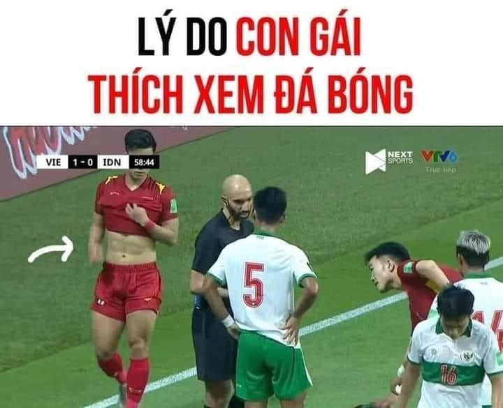 Ngập tràn ảnh chế sau trận thắng của tuyển Việt Nam trước Indonesia-5