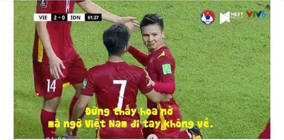 Ngập tràn ảnh chế sau trận thắng của tuyển Việt Nam trước Indonesia-8
