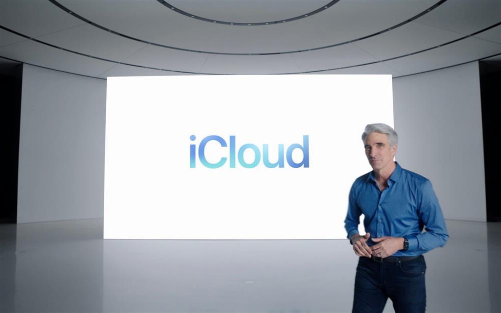 Từ iOS 15, Apple sẽ cho mượn tạm dung lượng iCloud để cài đặt thiết bị mới-1