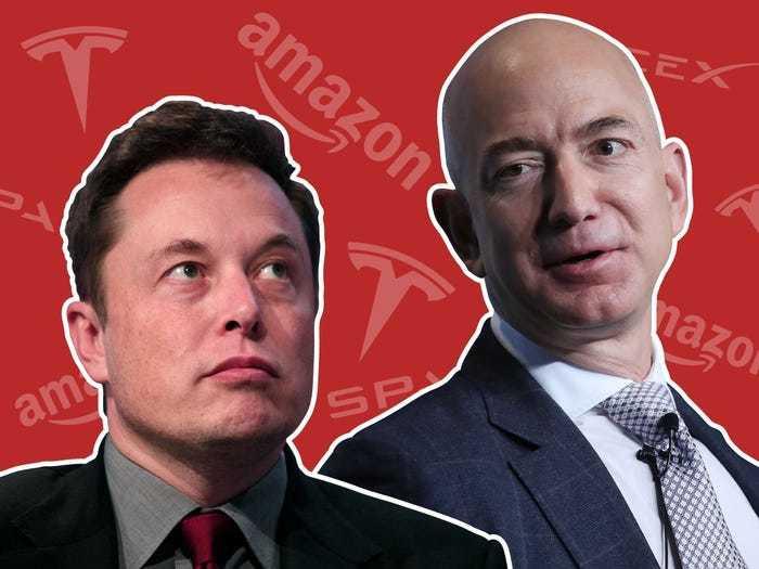 Hai tỷ phú công nghệ giàu nhất hành tinh đã đóng bao nhiêu tiền thuế?-1