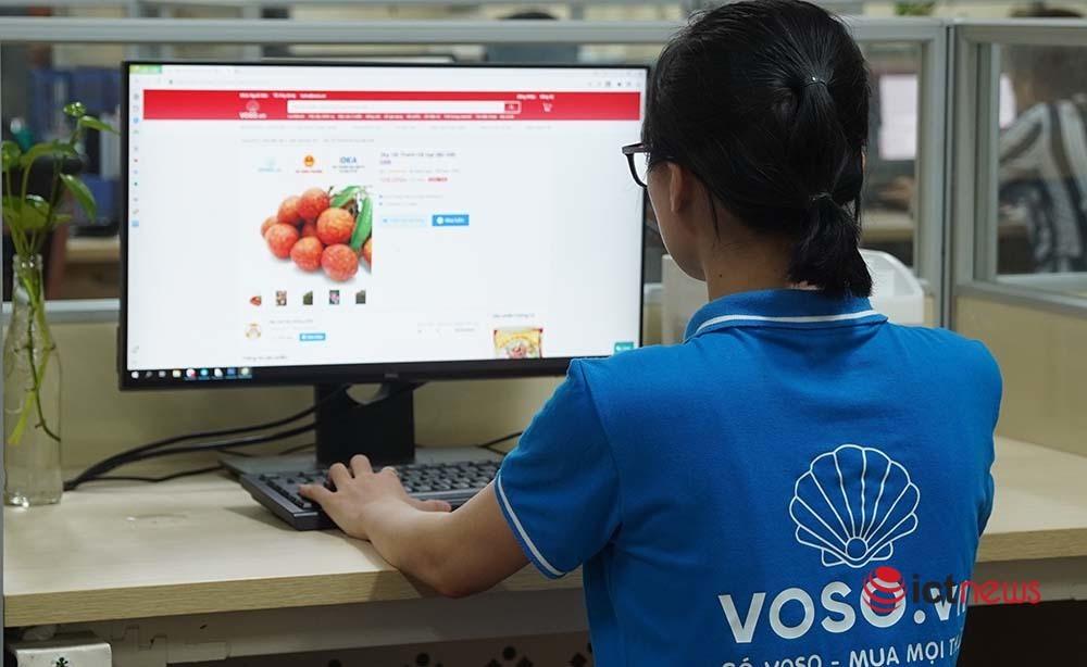 5% tổng sản lượng vải thiều Bắc Giang sẽ được bán qua sàn thương mại điện tử-3