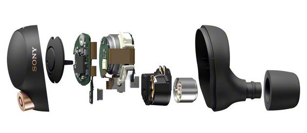 Ra mắt tai nghe chống ồn WF-1000XM4: Pin 24 tiếng, chống nước IPX4-2