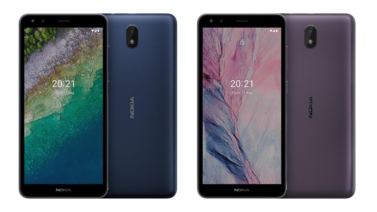 Nokia C01 Plus ra mắt với giá bán siêu rẻ, chạy Android 11 Go-1