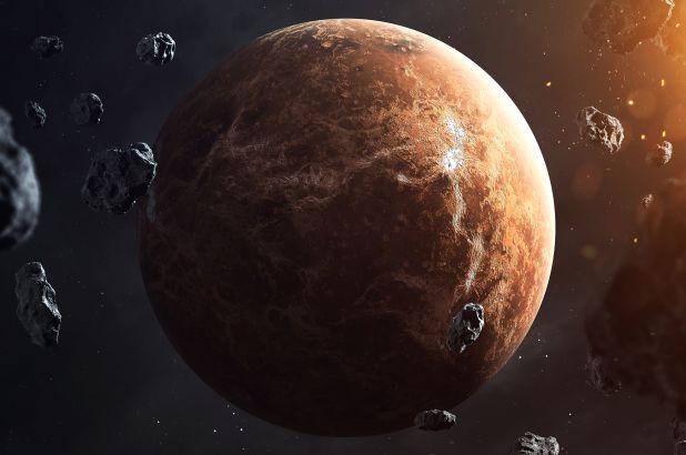 Sao Kim, anh em sinh đôi kỳ quặc của Trái Đất-1
