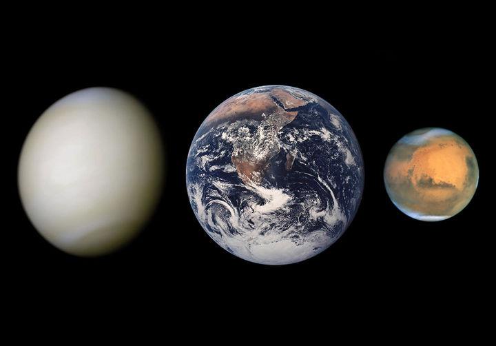 Bốn tỷ năm trước, có ba Trái Đất trong hệ mặt trời, tại sao giờ đây chỉ còn lại một?-2