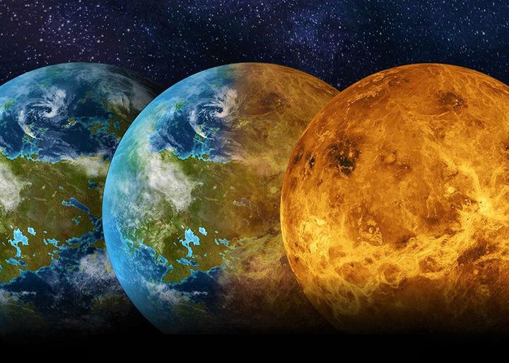 Bốn tỷ năm trước, có ba Trái Đất trong hệ mặt trời, tại sao giờ đây chỉ còn lại một?-3