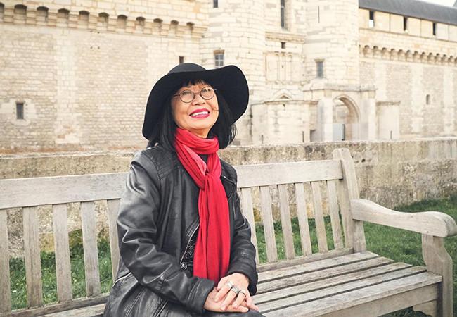 Diva Hồng Nhung tạo dáng vũ công ba lê-8
