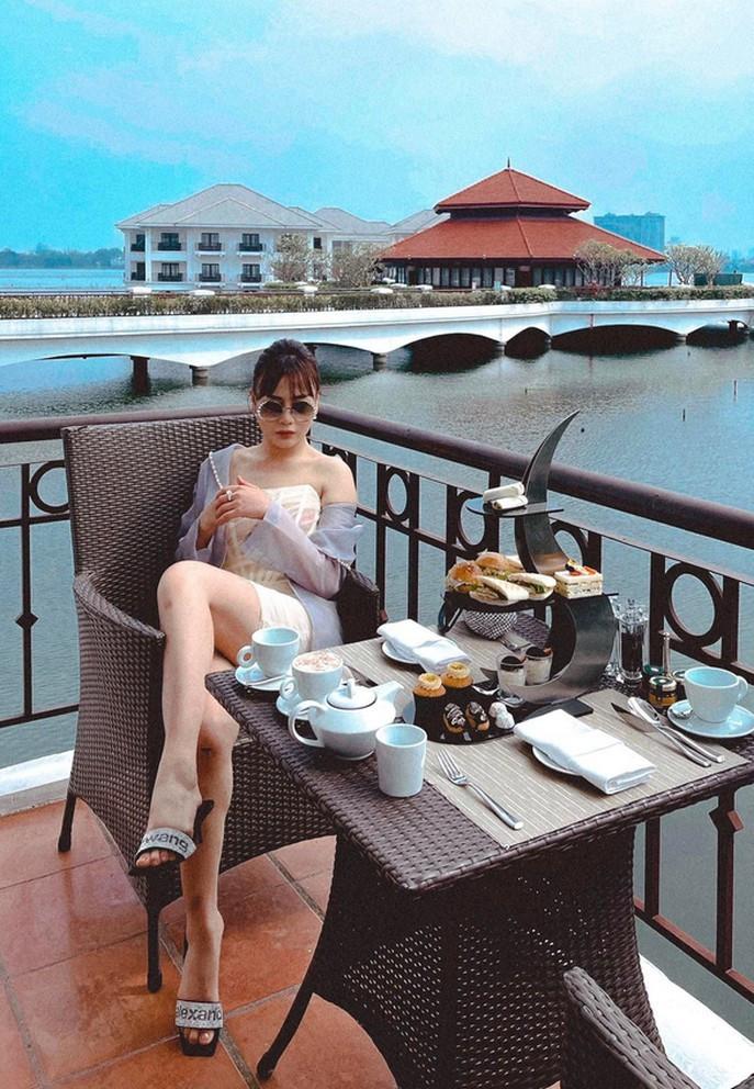 Diva Hồng Nhung tạo dáng vũ công ba lê-11