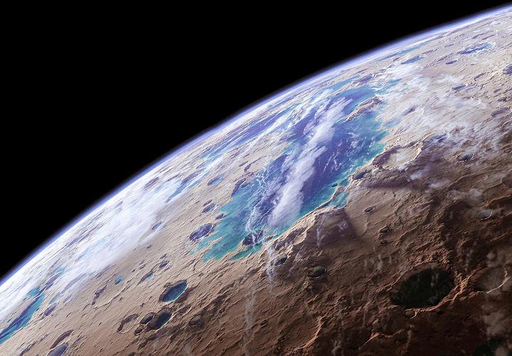 Bốn tỷ năm trước, có ba Trái Đất trong hệ mặt trời, tại sao giờ đây chỉ còn lại một?-6