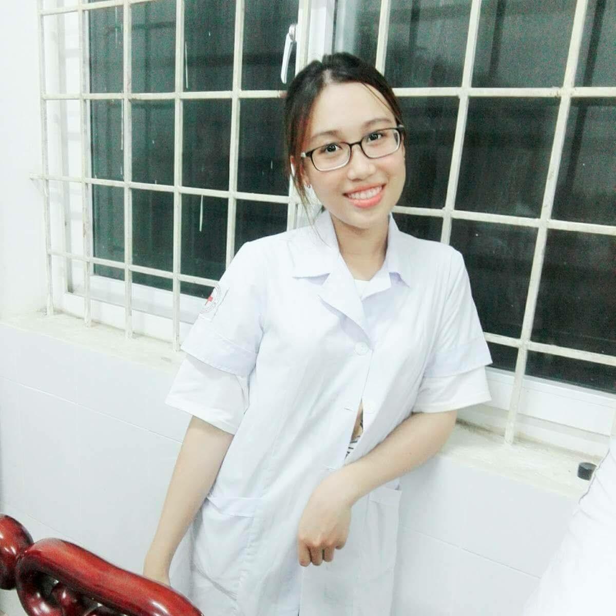 Nữ sinh Hà Tĩnh viết đơn tình nguyện tham gia chống dịch Covid-19-5