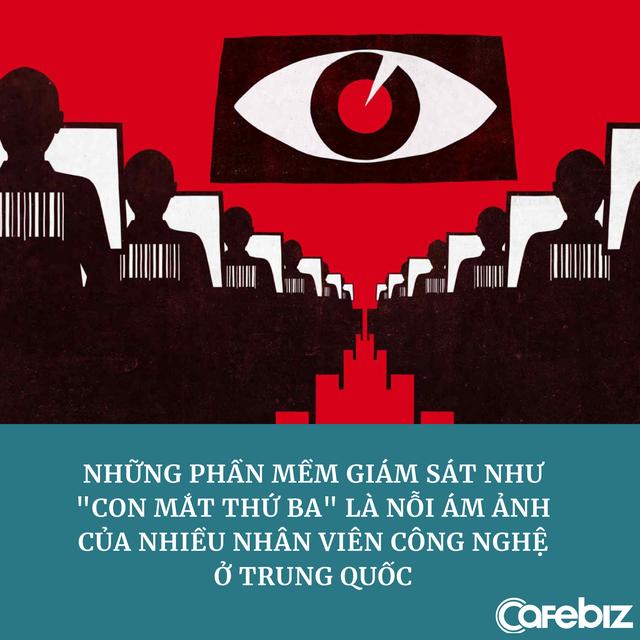Nhân viên công nghệ Trung Quốc kiệt sức vì chat, duyệt web đều bị giám sát, đi WC lại bị theo dõi mùi và thời gian-2