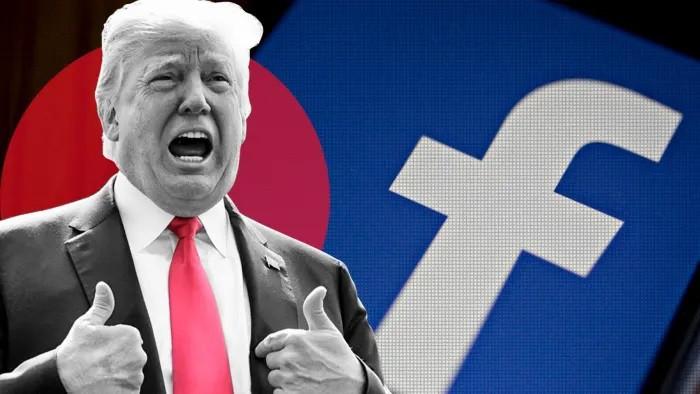 Ông Trump cảm thấy hối hận vì không cấm Facebook khi còn đương chức-1