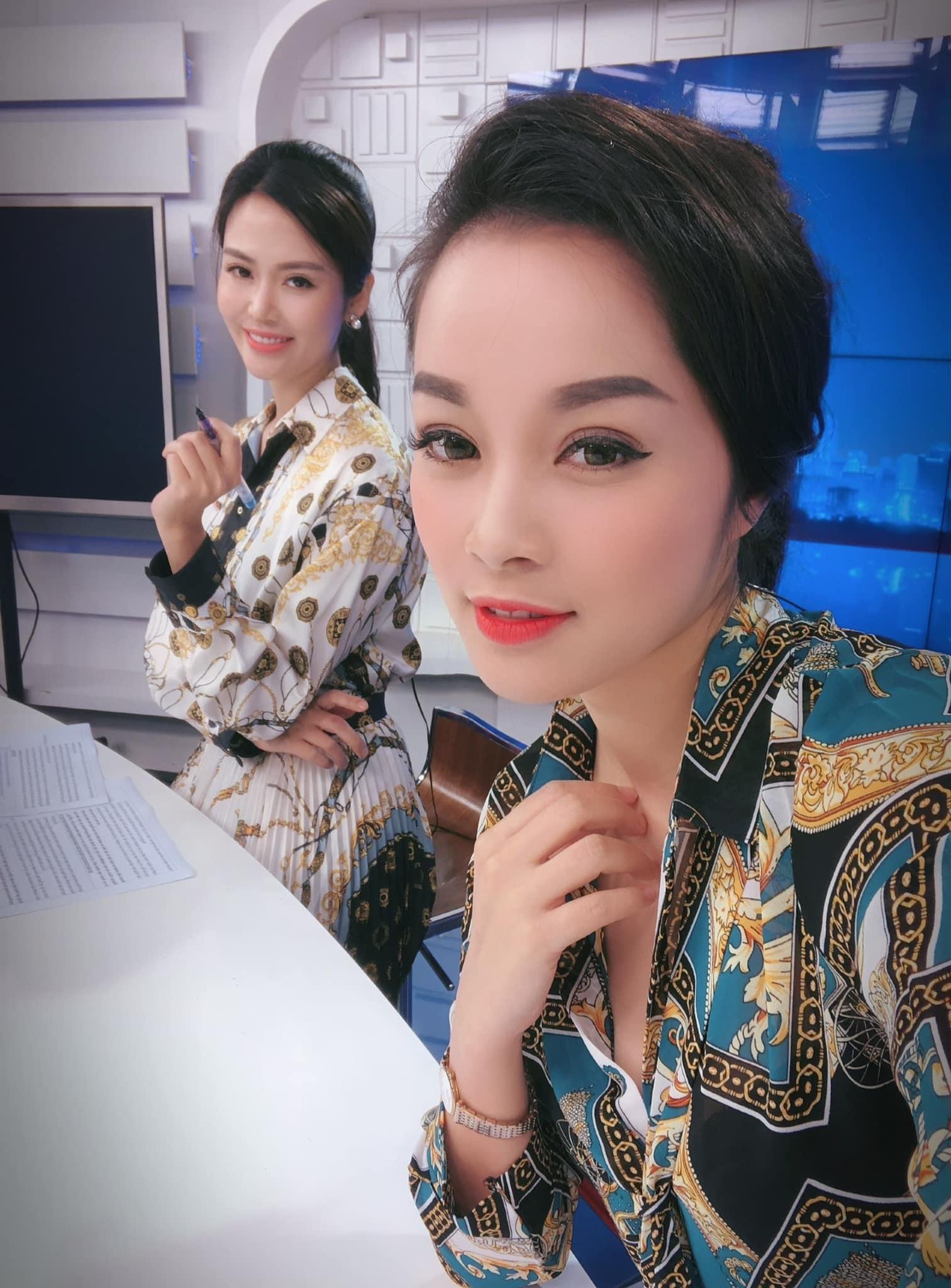 MC Minh Hương kể về 3 năm làm việc chung cùng hoa hậu Thu Thủy-2