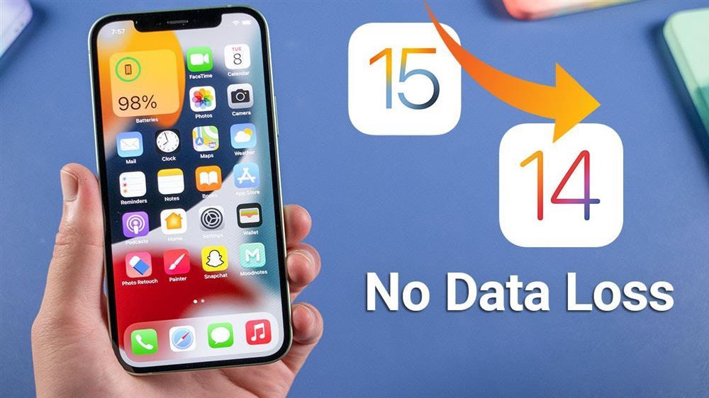 Cách quay về iOS 14 sau khi đã lỡ nâng cấp lên iOS 15 beta-1