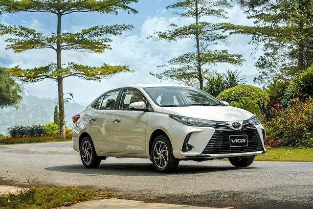 Sở hữu Toyota Vios 2021 trong tháng 6 với ưu đãi hơn 30 triệu đồng-2
