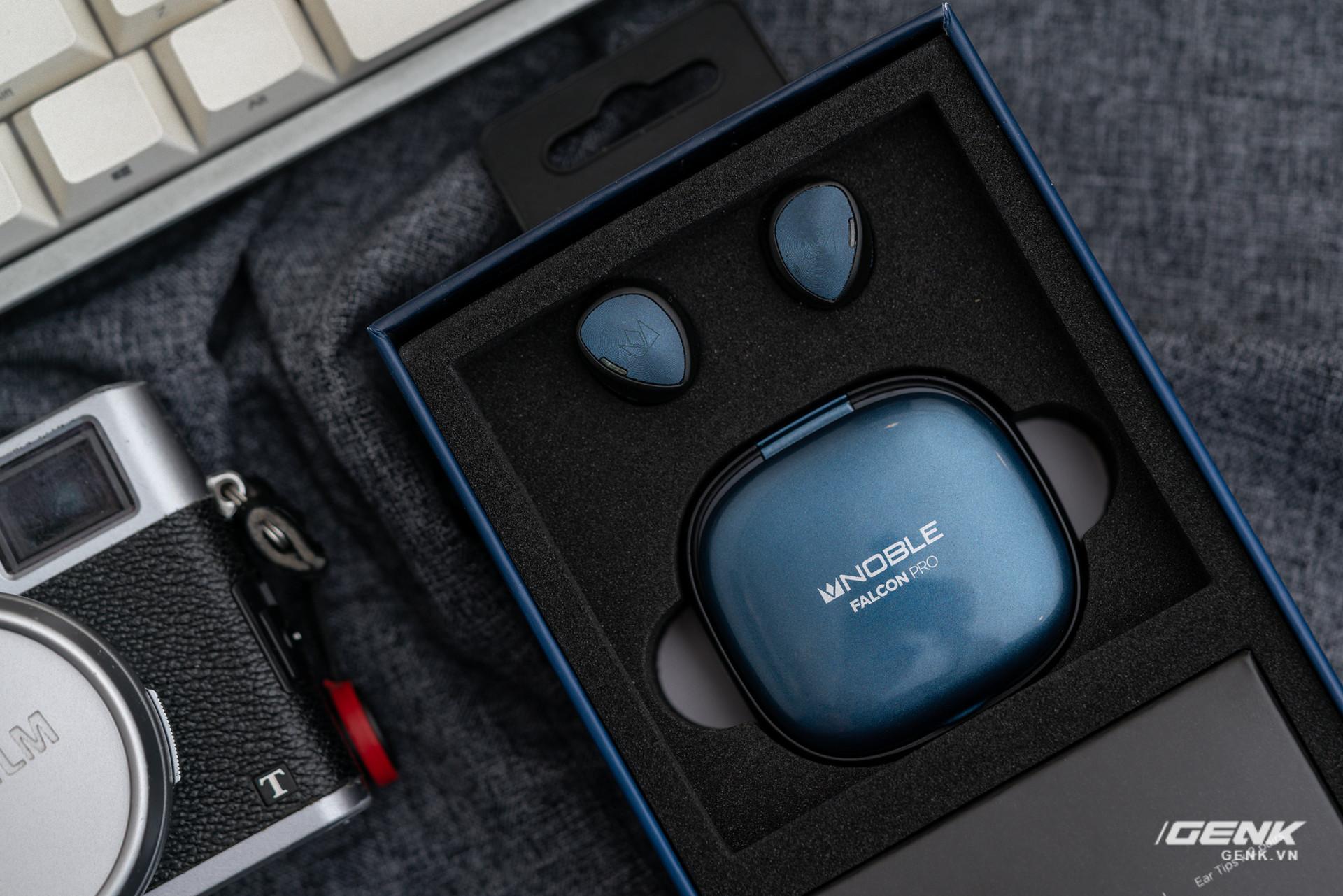 Đánh giá Noble Falcon Pro: Tai nghe True Wireless đắt gấp đôi AirPods Pro mà không có chống ồn chủ động?-2