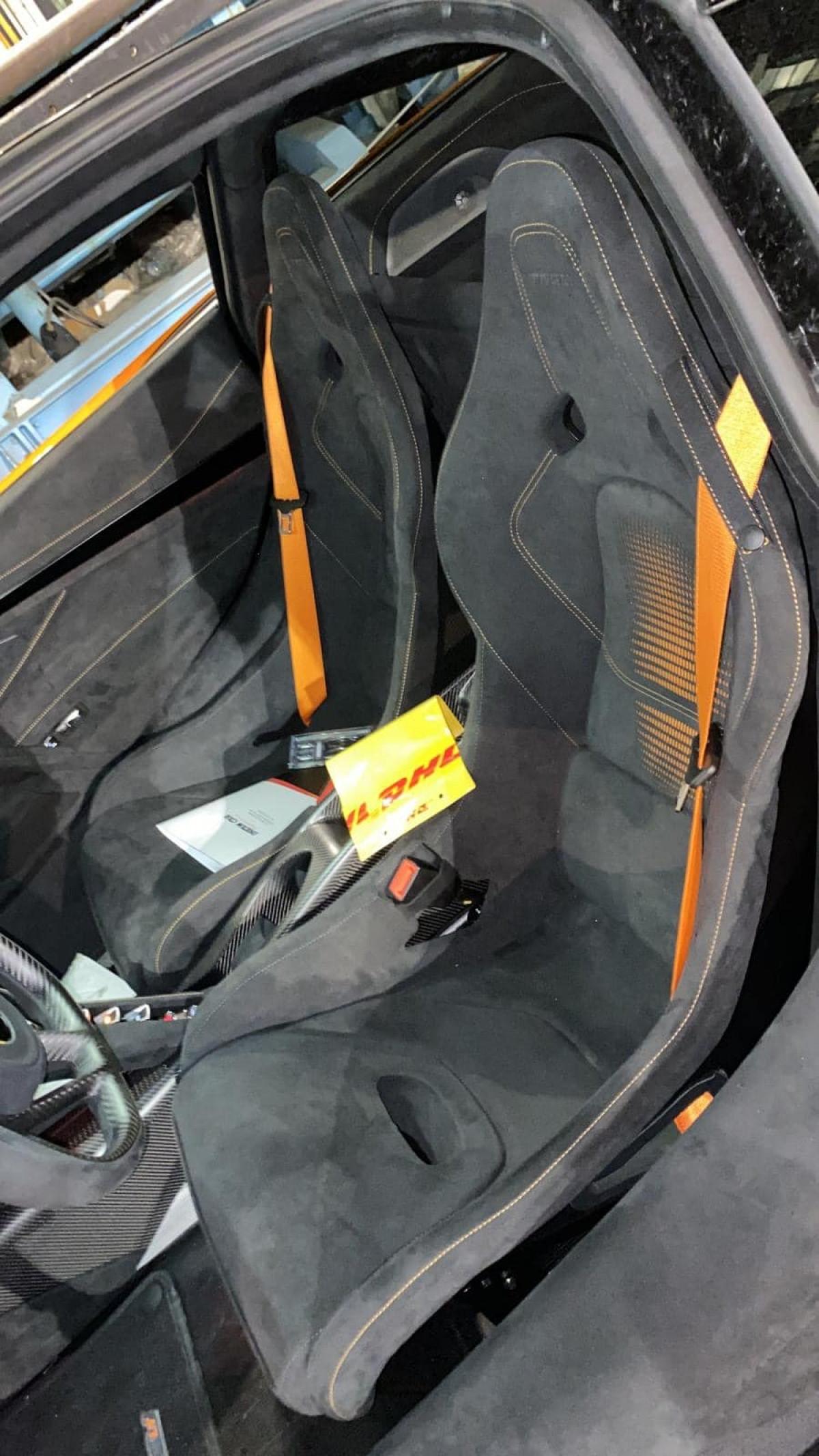 Siêu xe McLaren 765LT thứ tư cập bến Việt Nam-8