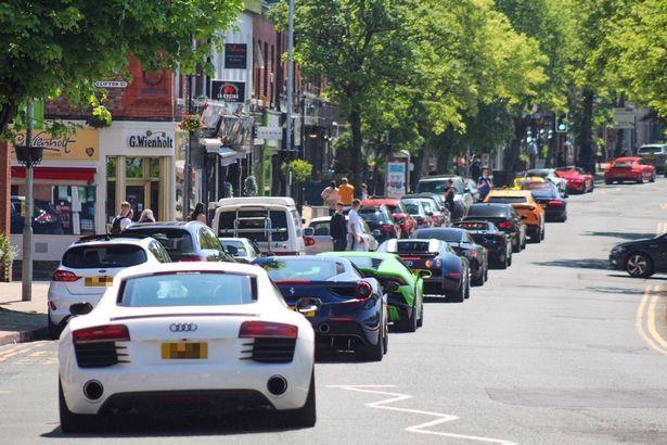 Làng có 40 triệu phú, siêu xe đỗ khắp đường-2