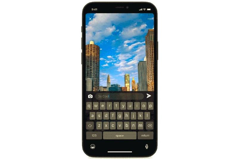 Facebook Messenger trên iPhone thêm chủ đề mới, thanh toán bằng mã QR và trả lời nhanh-3