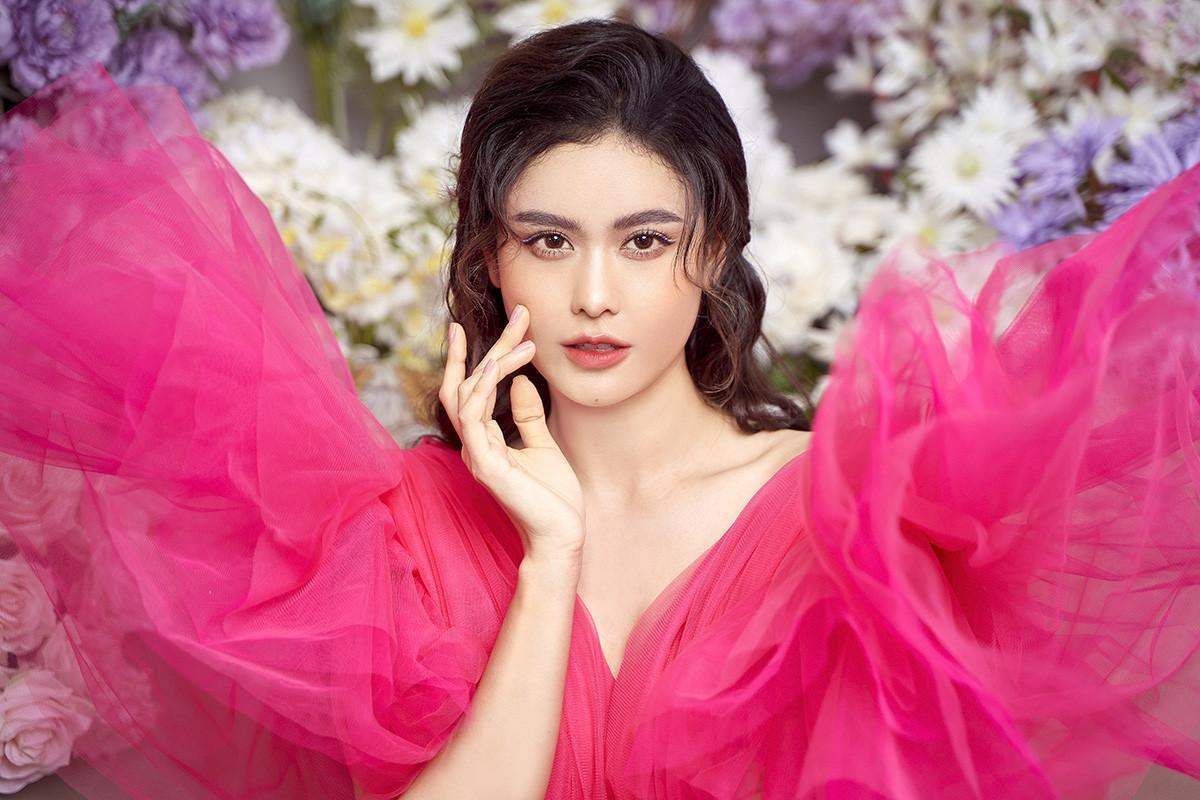 Trương Quỳnh Anh đẹp mong manh trong bộ ảnh mới-1