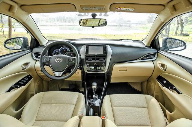 Sở hữu Toyota Vios 2021 trong tháng 6 với ưu đãi hơn 30 triệu đồng-3