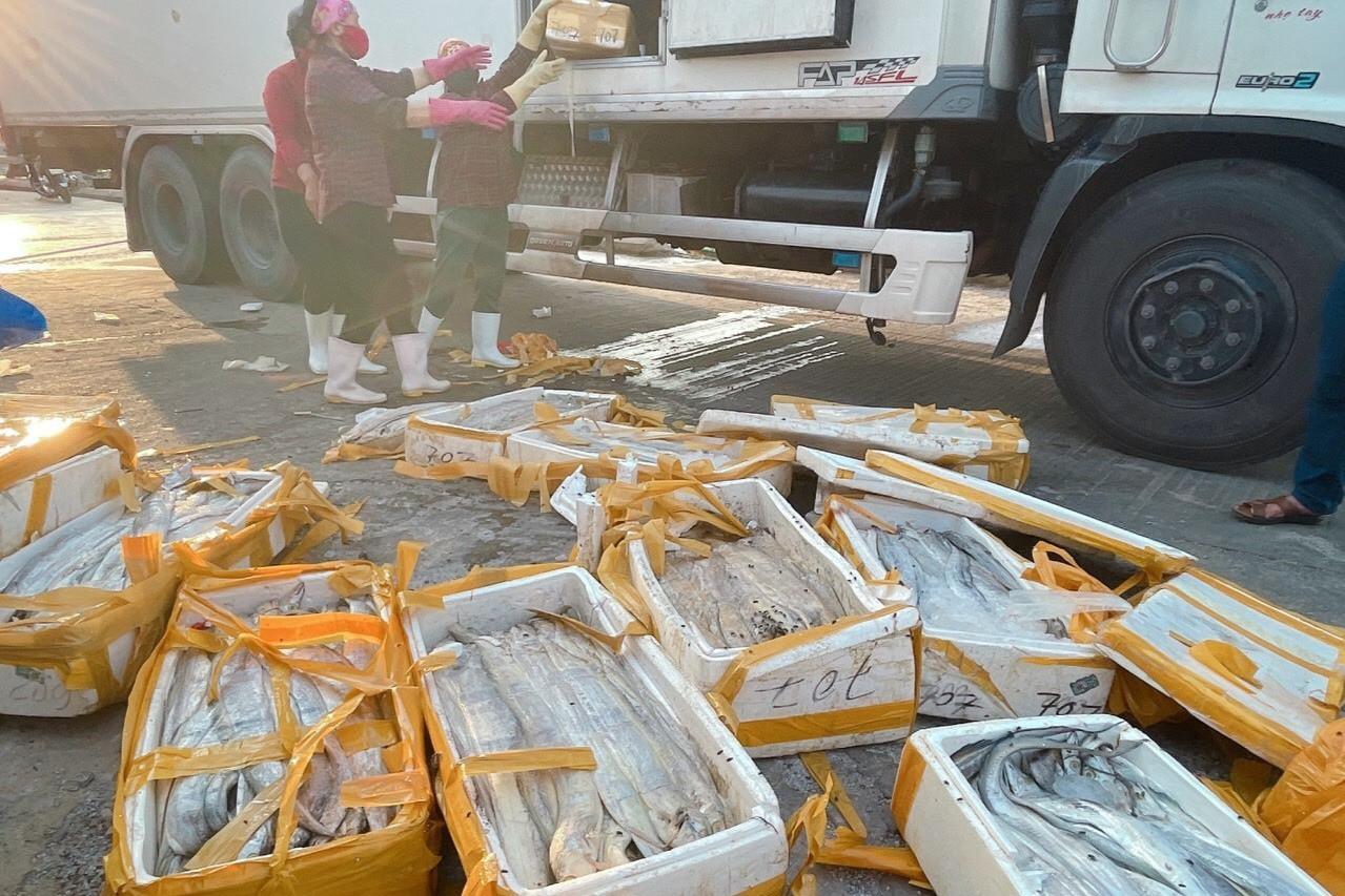 Doanh nghiệp mất tiền tỷ vì không thể xuất khẩu hải sản sang Trung Quốc-2