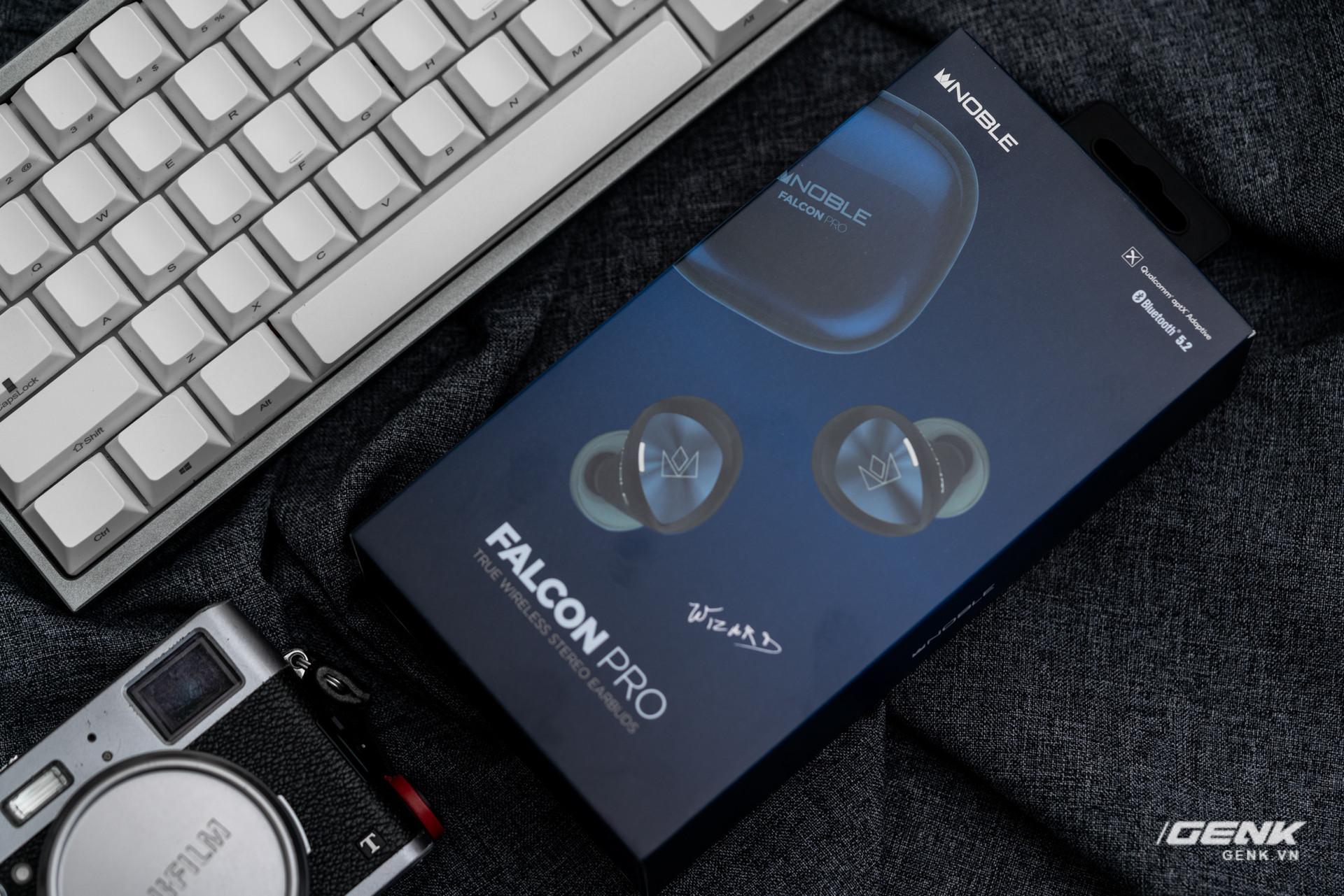 Đánh giá Noble Falcon Pro: Tai nghe True Wireless đắt gấp đôi AirPods Pro mà không có chống ồn chủ động?-1