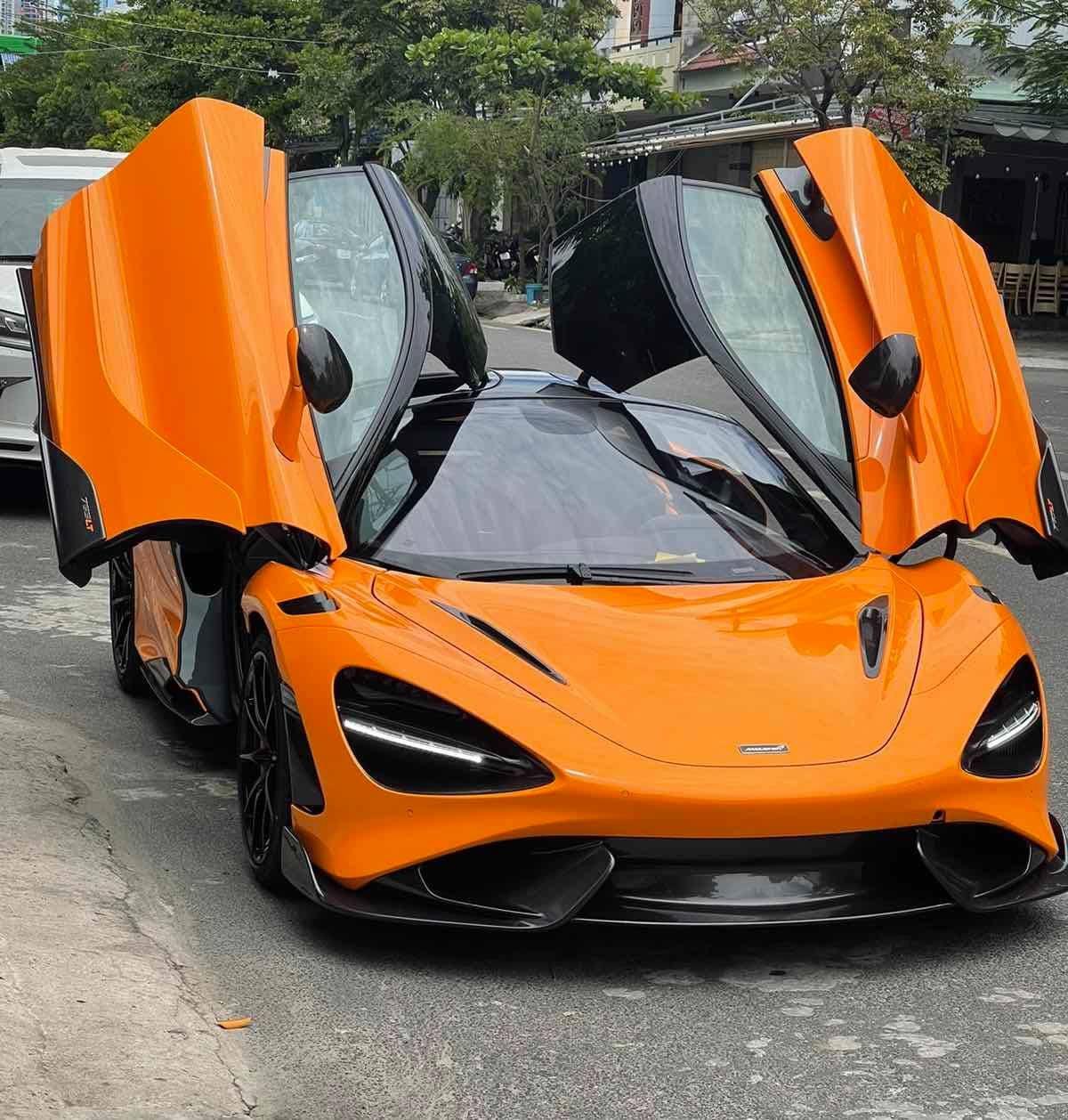 Siêu xe McLaren 765LT thứ tư cập bến Việt Nam-6