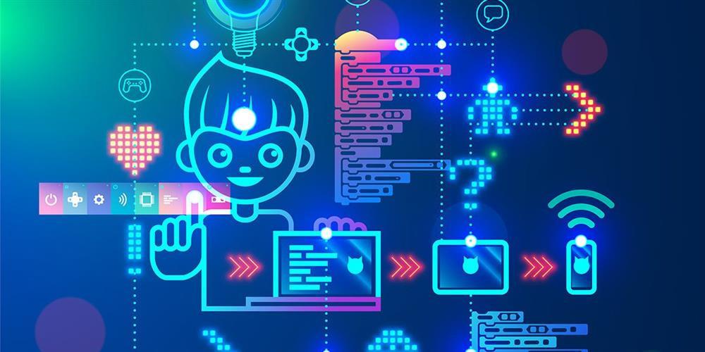 Trẻ em tìm kiếm gì trên mạng trong năm 2020 - 2021?-1